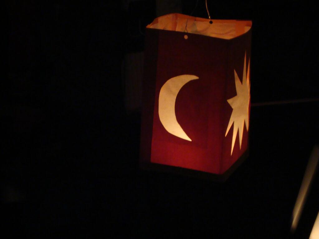 Laternenfest – Sarbatoarea lampioanelor